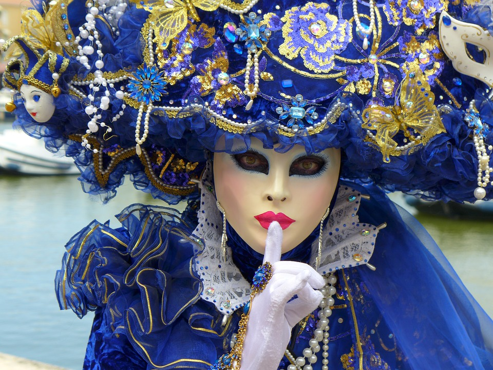 Free photo: Carnival Venice, Masks - Free Image on Pixabay - 1803622