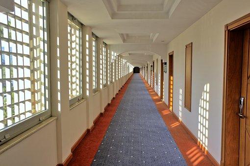 Hotel, Floor, Luxury, Interior, Design