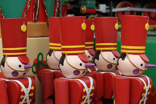 christmas toy soldier decoration - Christmas Toy Soldiers