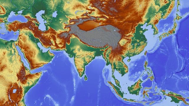 Aasia Intia Himalaja Ilmainen Kuva Pixabayssa