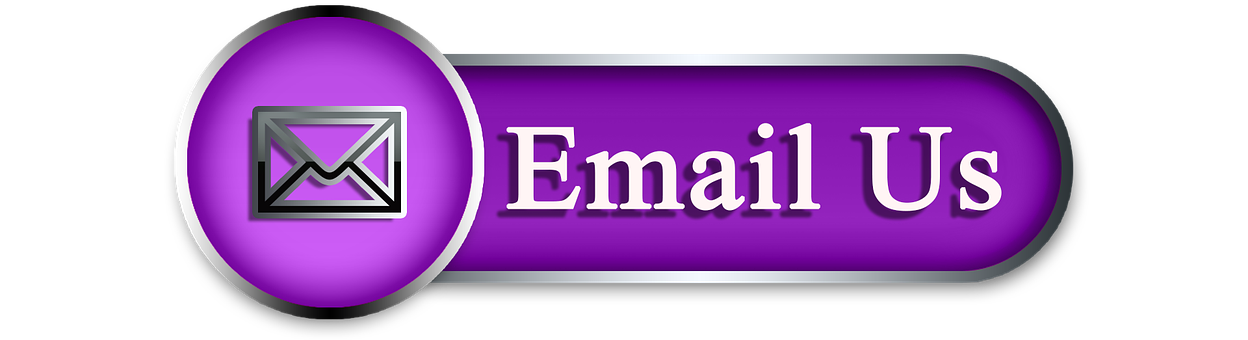 Image with a circle in which is an envelope and at the right is the inscription Email Us