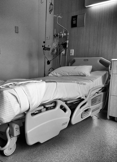Hospital Bed Emergency 183 Free Photo On Pixabay