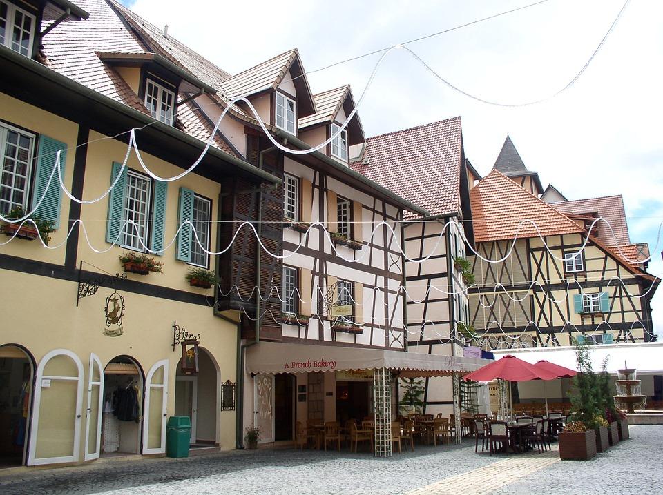 Bukit Tinggi, French Village Style Resort, Janda Baik
