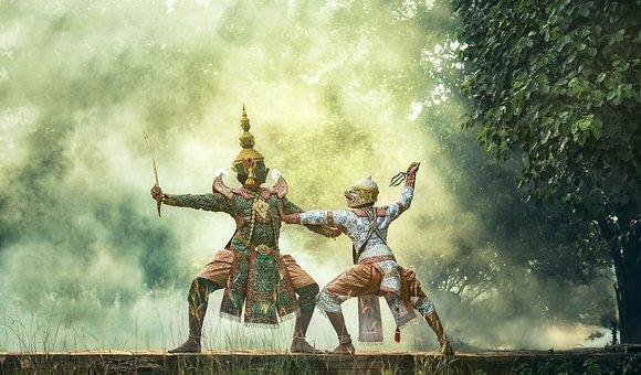 Asia, Dance, Bangkok, Cambodia, Clothing