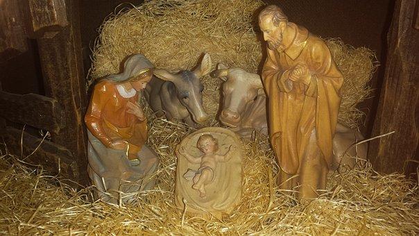 Szopka, Boże Narodzenie