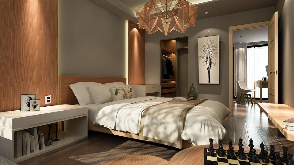 Schlafzimmer Licht Holz - Kostenloses Bild auf Pixabay