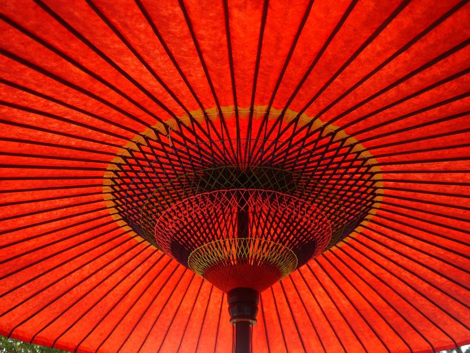 Paraguas Radiación Arte · Foto gratis en Pixabay