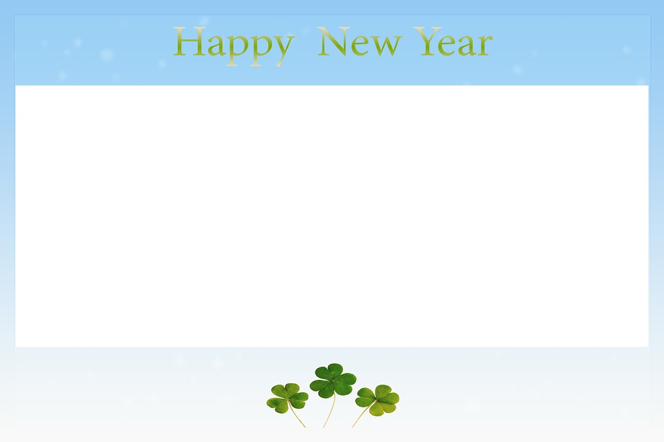 New Year\'S Card Day Map · Free image on Pixabay