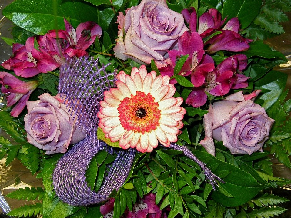 Bouquet Flowers Of · Free photo on Pixabay