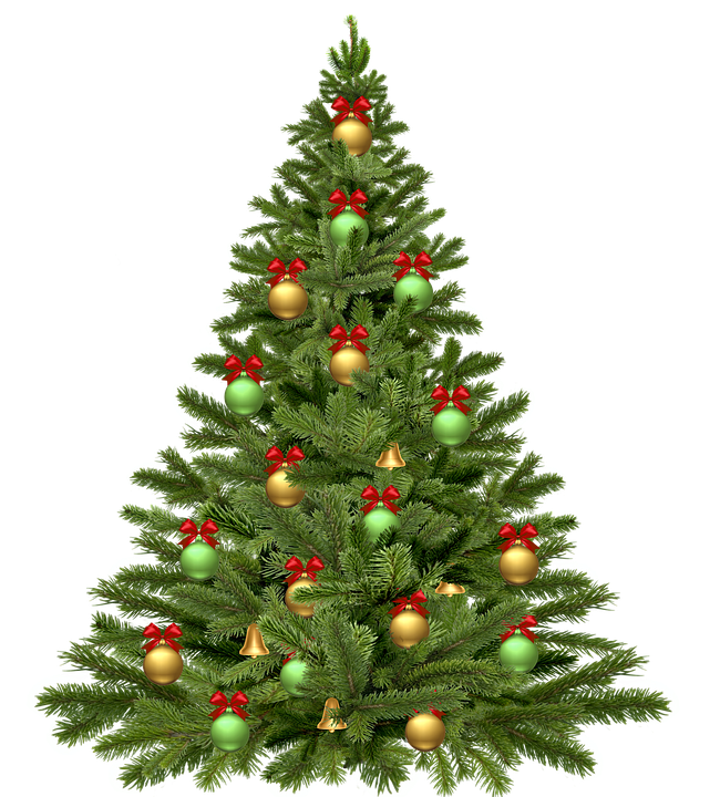 8 Artificial Christmas Tree