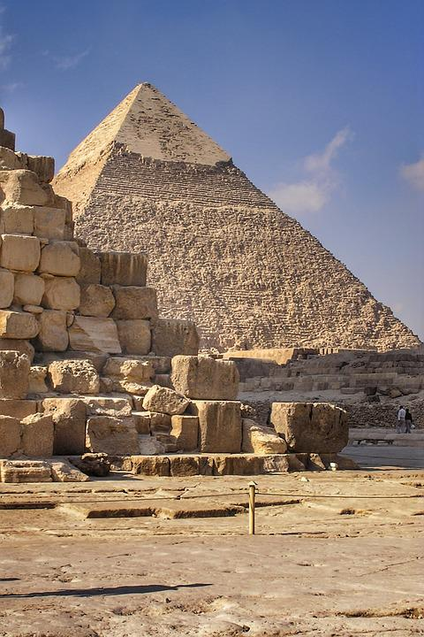 Pyramids Giza Egypt Of - Free photo on Pixabay