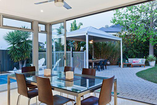 Alfresco, Dining, Entertaining