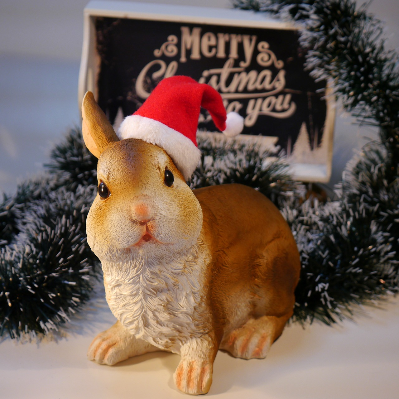 Рождественский заяц