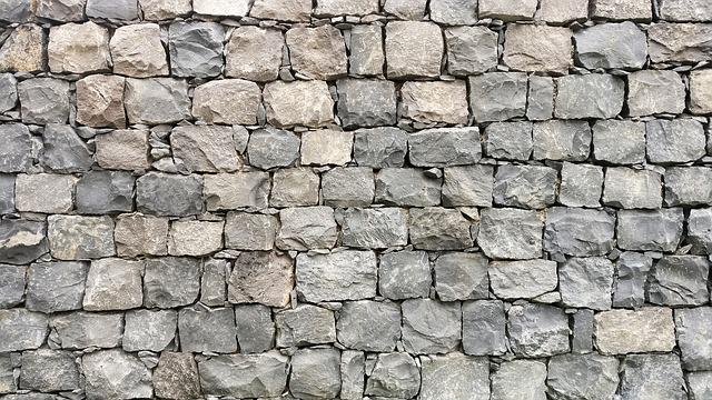 Stone Wall Gray 183 Free Photo On Pixabay