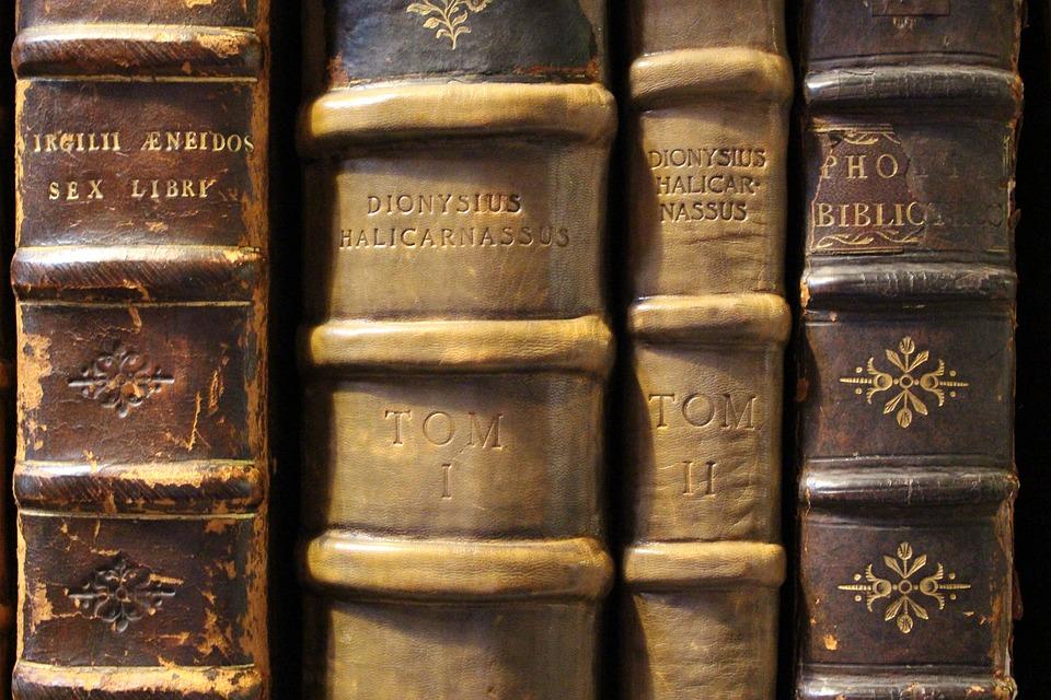 Los Libros Antiguos Antigua Foto Gratis En Pixabay