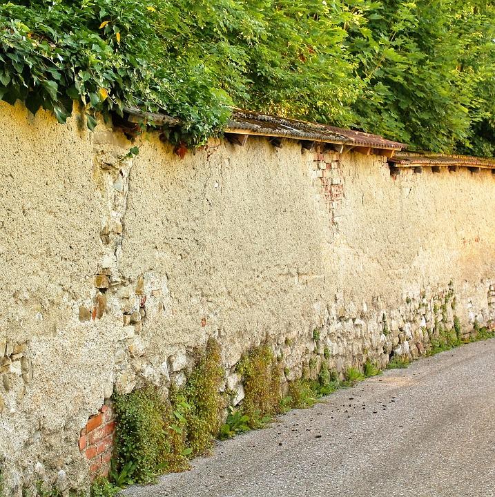 Mauer Einfriedung Zaun · Kostenloses Foto auf Pixabay
