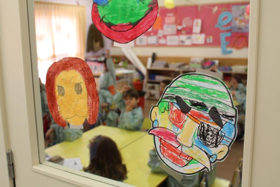 Colegio, Carnaval, Educación, Infantil
