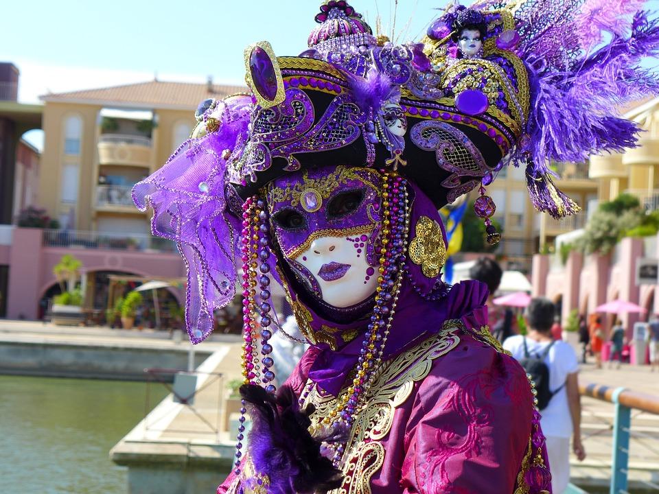 Carnaval De Venise Masque - Photo gratuite sur Pixabay