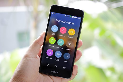 Android, Telepon Asus, Mobile