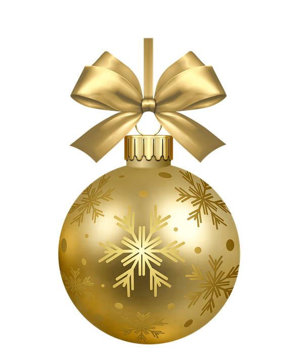 Free Illustration Bauble Bauble Christmas Tree Free