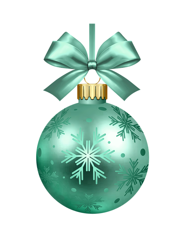 Bauble Christmas Tree Decorations