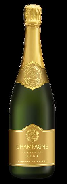 illustration gratuite champagne bouteille de champagne image gratuite sur pixabay 1814988. Black Bedroom Furniture Sets. Home Design Ideas
