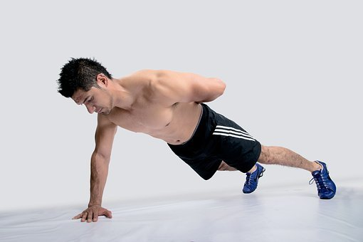 Sport, Body, Exercise, Face Man