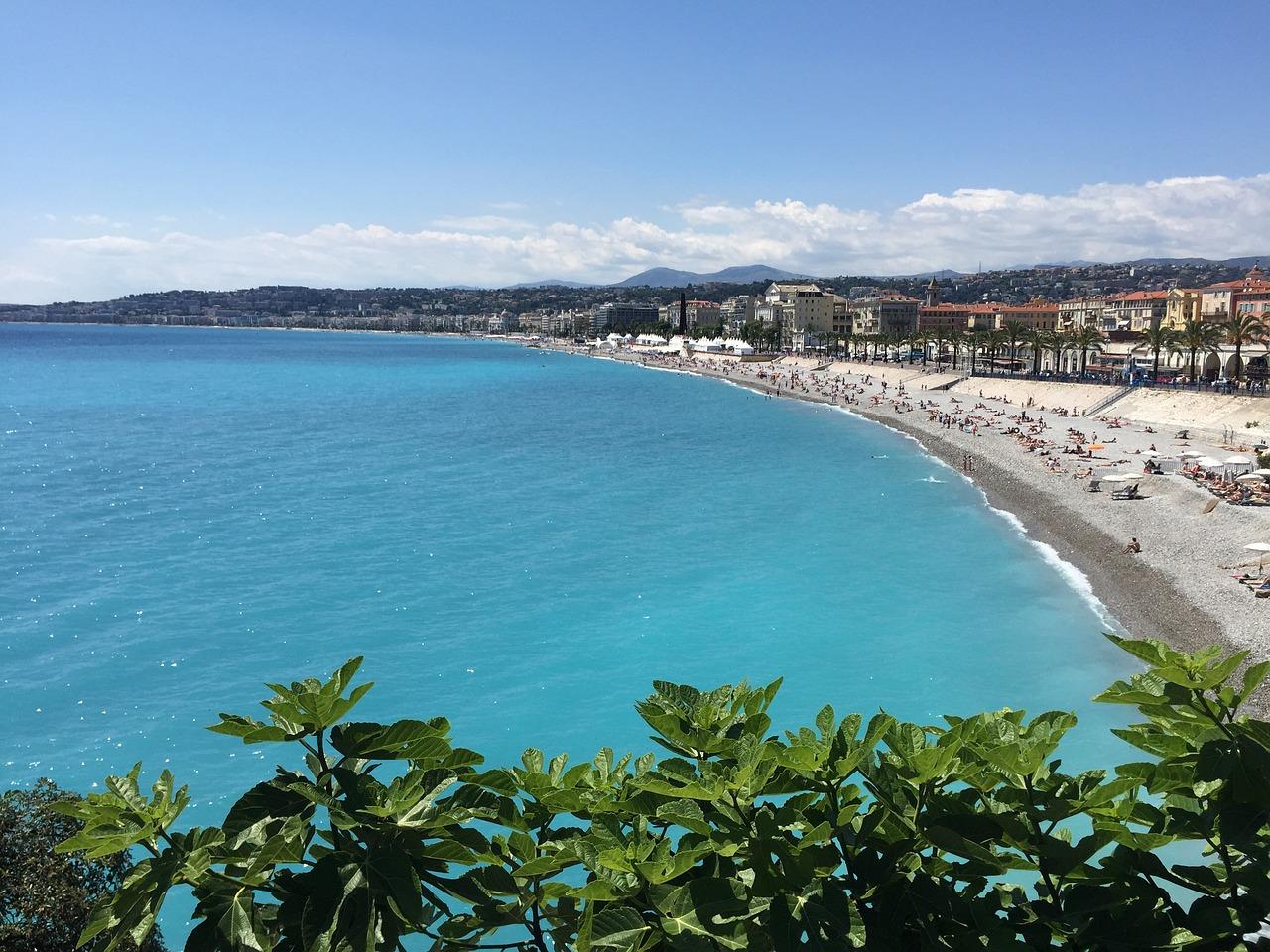 Nice, France Kevin Amanda Beach nice france photos