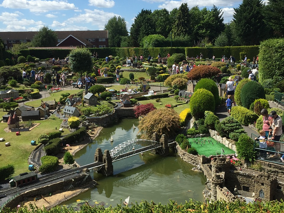 Image result for bekonscot model village