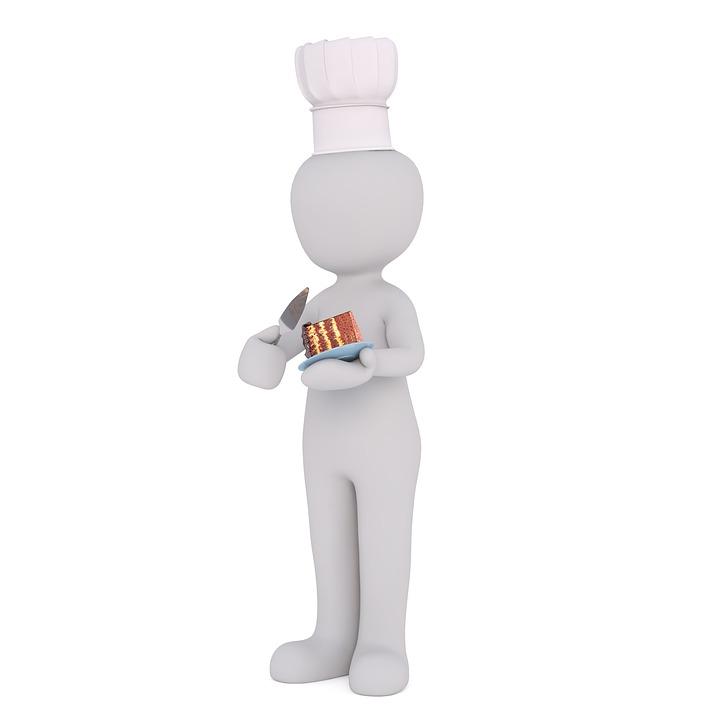 Chefkoch, Küchenchef, Garen, Koch, Kochen, Köchin