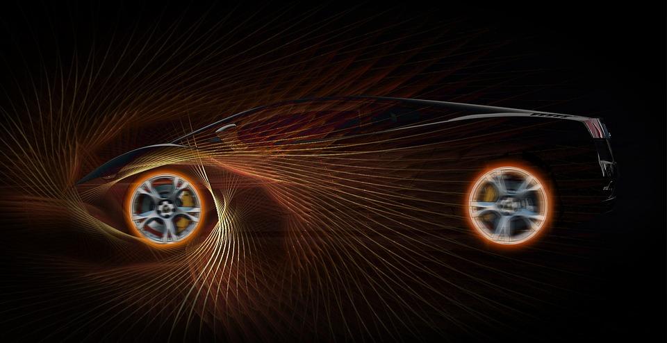 Auto Fast Sports Car Free Image On Pixabay
