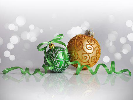 christmas decorations christmas decor - Green Christmas Decorations