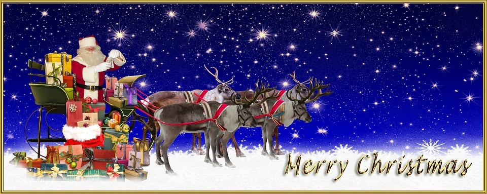 Weihnachten Merry Christmas · Kostenloses Bild auf Pixabay