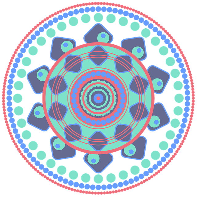 mandala geometric design  u00b7 free image on pixabay