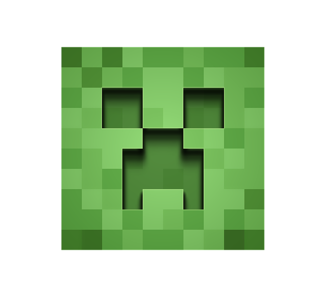 Creeper Minecraft · Free image on Pixabay