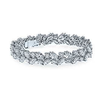 Diamond, Jewellery, Bracelet, Whitegold