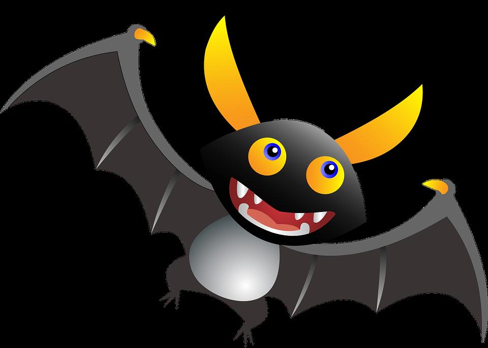 Animal Bat Blood Free Vector Graphic On Pixabay