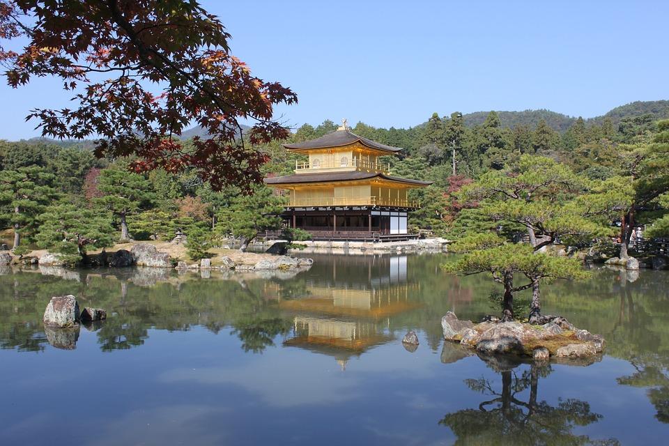 金閣寺 京都 日本 - Pixabayの無料写真