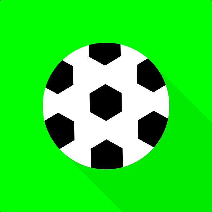 Fussball Grafik Grun Kostenloses Bild Auf Pixabay