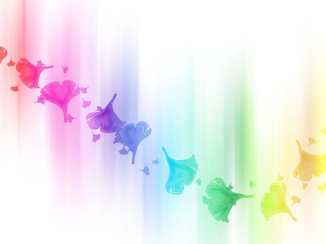 Fond arc en ciel couleurs image gratuite sur pixabay - Image arc en ciel gratuite ...