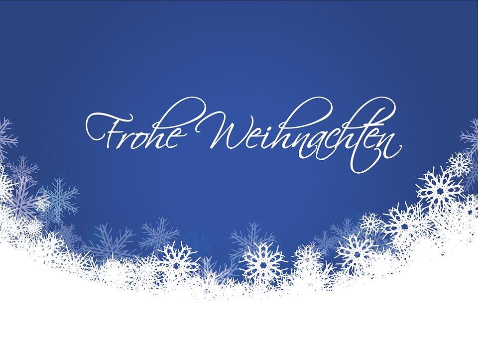 Weihnachtskarte Schnee · Kostenloses Bild auf Pixabay
