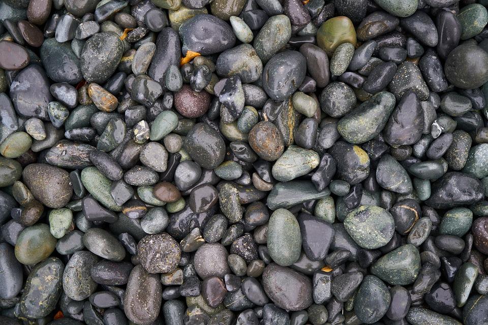 sten och grus