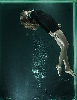 Bajo El Agua, Moda, Mujer, Aumentado