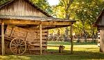 historic, cabin