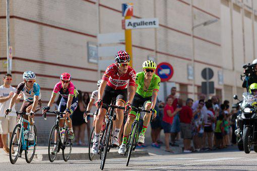 Return, Cyclist, Spain, The Turn