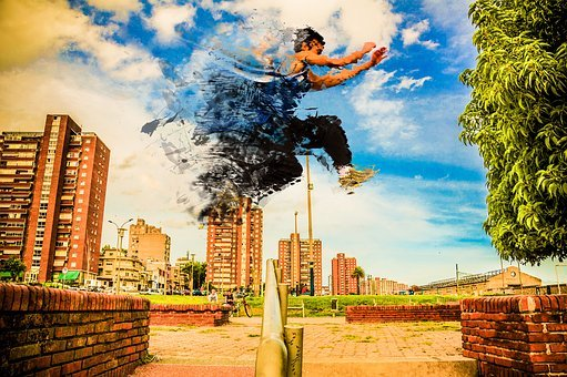 Disintegration, Parkour, Urban, Race