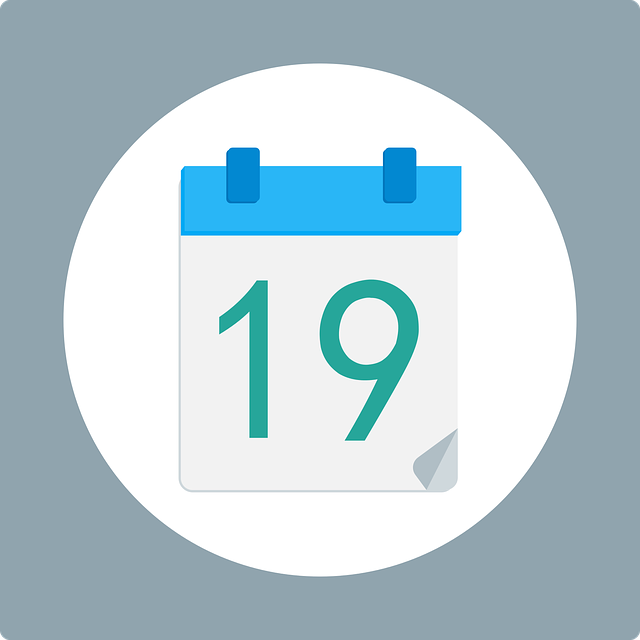 Gratis Vectorafbeelding Kalender Aantal Plat Ontwerp