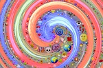 swirl, vortex, emoji