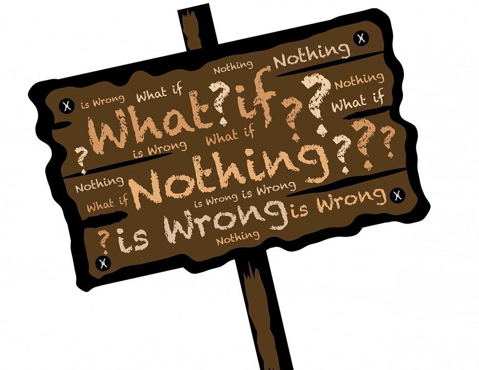 Nothing Wrong Sign - Free image on Pixabay
