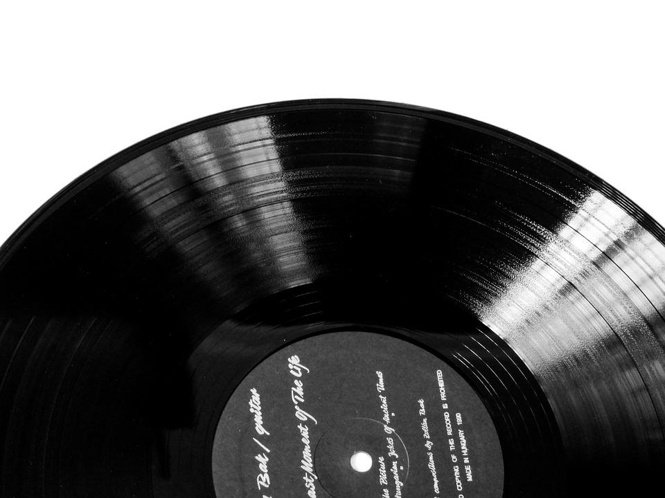 Free Photo Record Music Old Antique Free Image On